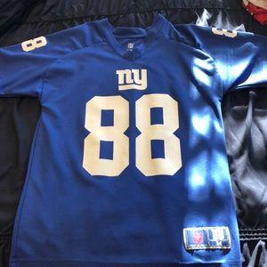 NY Giants Hakeem Nicks Jersey